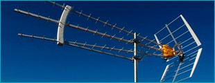 4. Instalación de antenas